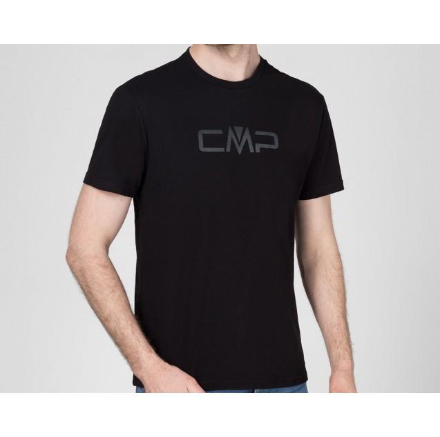 טי-שירט גברים עם לוגו CMP